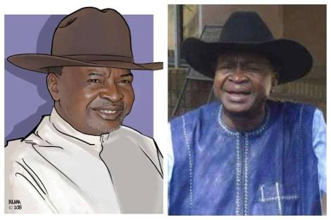 Senator Aruwa Ahmed Is Dead