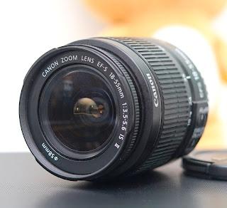 Jual Lensa Canon 18-55 IS2 Bekas