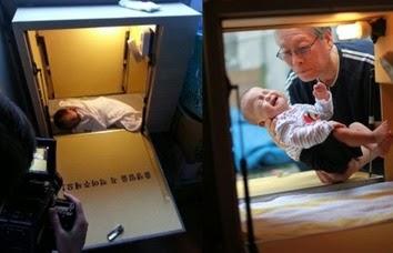 Pastor salva la vida de bebés con discacidad
