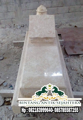 Makam Muslim Marmer