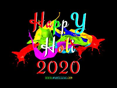 Happy Holi Wishing
