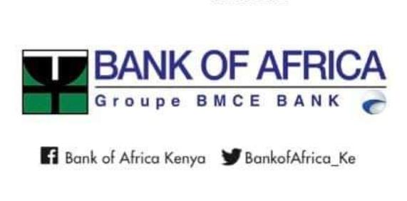 Bank of Africa, Kenya