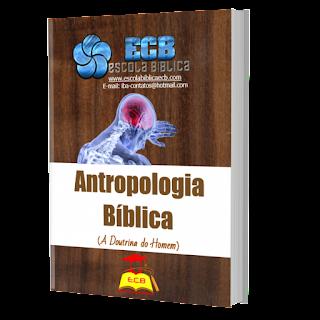 A nossa antropologia – aqui -, não é científica, é religiosa e fundamentada na Palavra de Deus. Esta antropologia é a abordagem do ser humano sob o prisma da revelação divina.