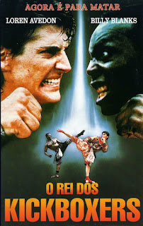 O Rei dos Kickboxers (1990) Torrent