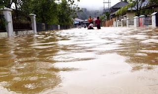 Punca Punca Banjir Kilat