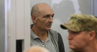 Апелляционный суд выпустил боевика Цемаха из-под стражи