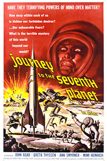 Watch Journey to the Seventh Planet (1962) movie free online