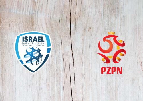 Israel vs Poland -Highlights 16 November 2019