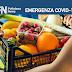 Emergenza COVID-19, per Polistena 96mila euro dalla Protezione Civile per l'emergenza alimentare