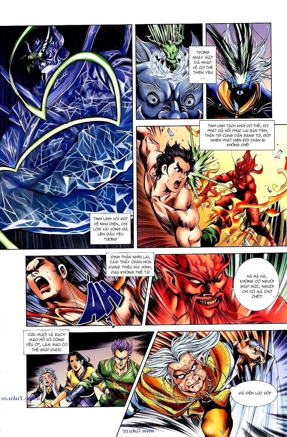Cơ Phát Khai Chu Bản chapter 102 trang 24