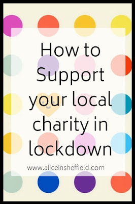 Support Charities in Lockdown