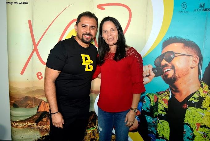 Vereadora Irani Antunes marca presença em todas as festividades do Aniversário de João Câmara