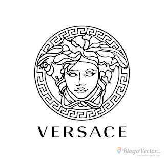 Versace Logo vector (.cdr)