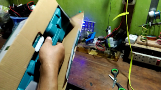 Unboxing Bor Listrik ORION Impact Drill 13mm HD600S2