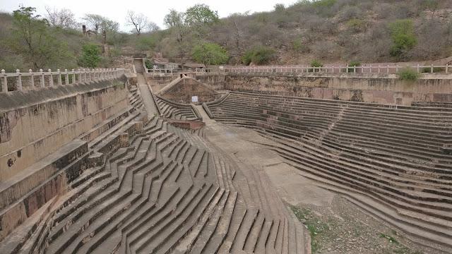 Nahargarh fort view