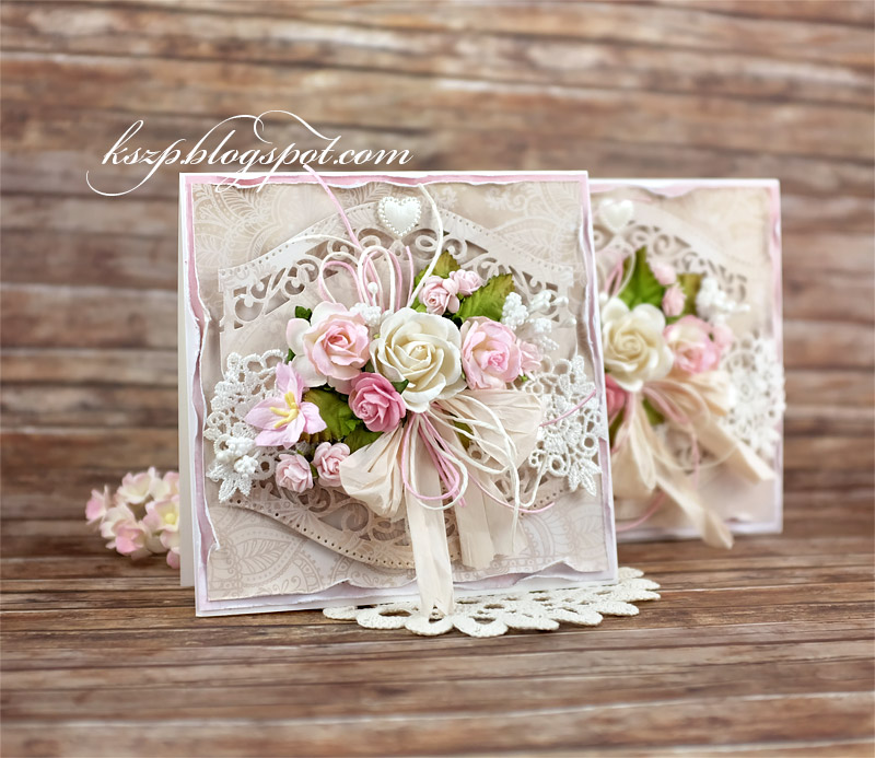 Wild Orchid Crafts: Very special wedding invitations