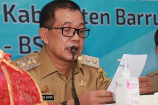 Wakil Bupati Barru Ikut Peserta APKASI ke V yang dibuka Presiden Jokowidodo