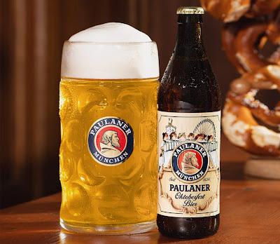 Paulaner München Oktoberfest Bier Alman Birası Değerlendirmesi - Alman Festival Birası