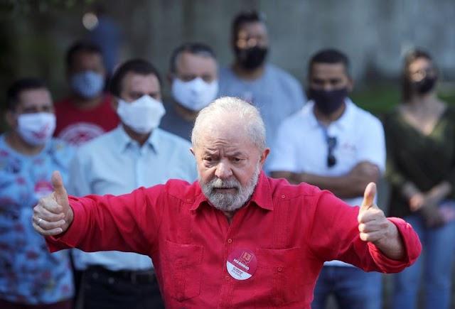 Lideranças políticas manifestam apoio e sentimento de justiça após decisão de Ministro do STF sobre anulação dos processos de Lula