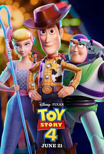 Toy Story 4 (BRRip 1080p Dual Latino / Ingles) (2019)