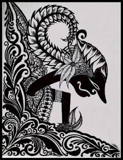 gambar wayang arjuna