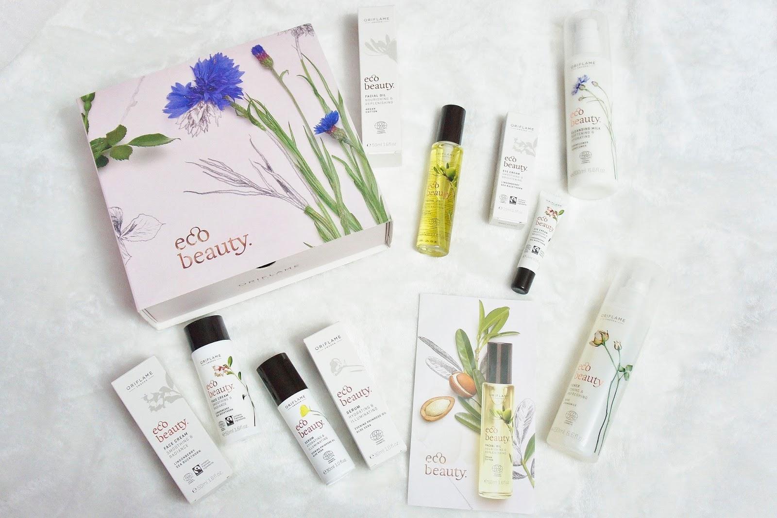 EcoBeauty Oriflame  - productos de belleza