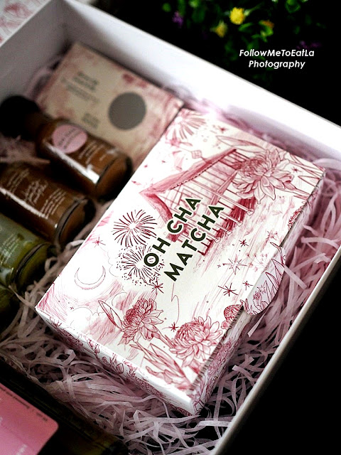 OH CHA MATCHA Immunity Booster Gift Box For COVID19 Pandemic