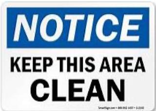 materi dan soal bahasa inggris tentang notice