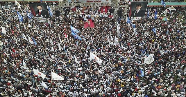 Aroma Kemenangan Prabowo-Sandi Semakin Kuat