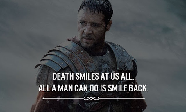 Top Gladiator Movie Quotes 2000