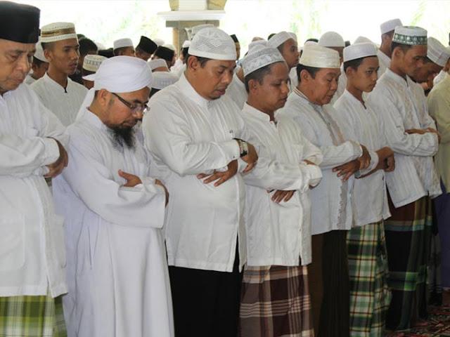Pengertian Serta Niat, Doa dan Cara Mengerjakan Shalat Ghaib, Lengkap