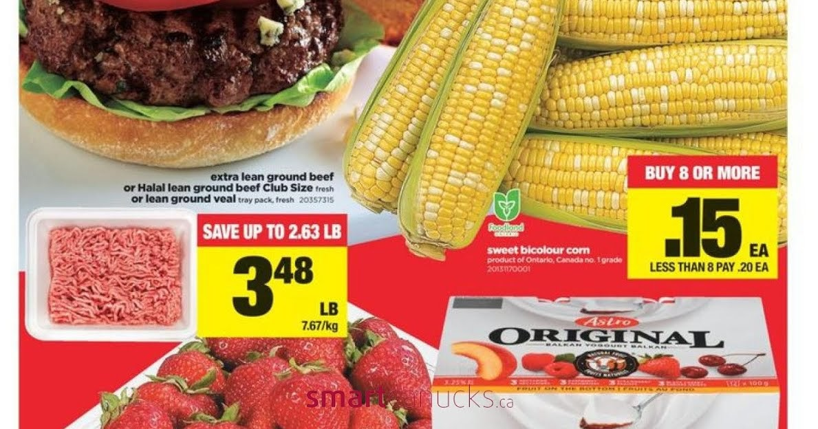 Real Canadian Superstore Flyer valid Flyer August 15 - 21, 2019