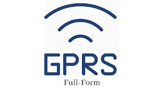 Full-Form of GPRS