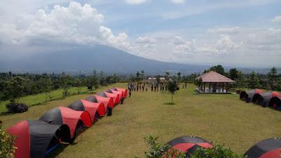 Sensasi Gathering Dengan Konsep Camping