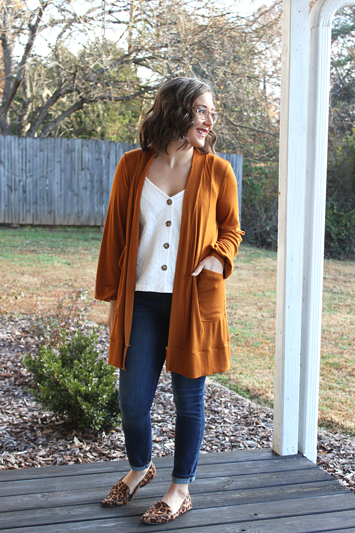 Dionne Duster // Sewing For Women