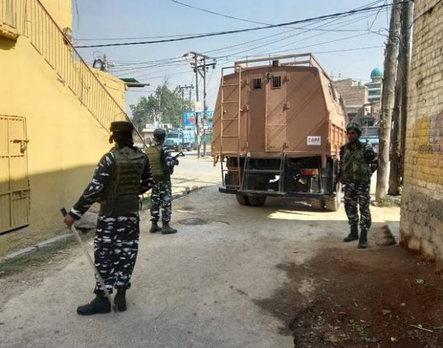 Militant killed in Pulwama operation