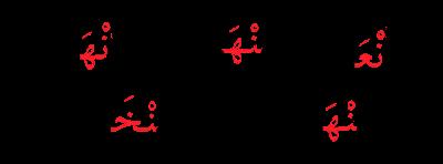 Contoh Idzhar