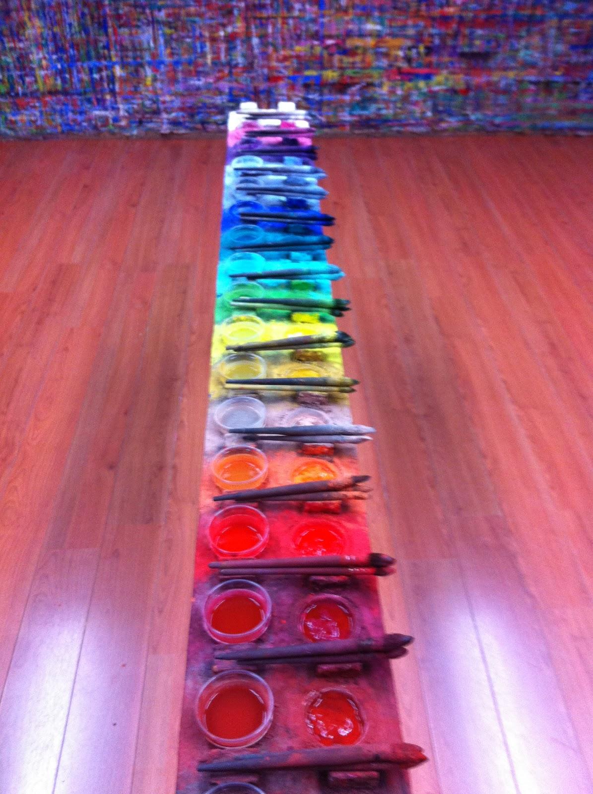 Blog de sophie grillier naissance de la table palette la table des couleurs - Palette de couleur html ...