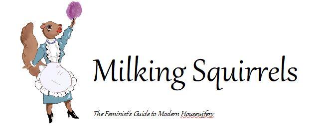 Milking Squirrels