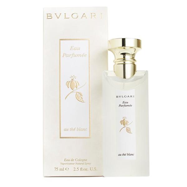 new bvlgari eau parfumee au the blanc eau de cologne. Black Bedroom Furniture Sets. Home Design Ideas