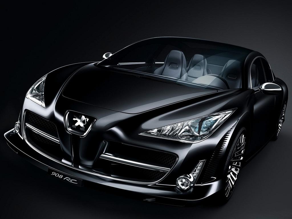 cool black cars 10