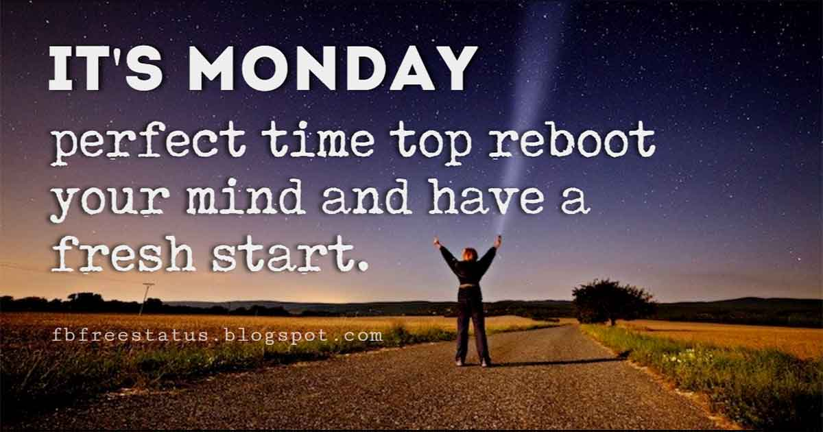 Funny & Inspirational Monday Quotes to Make Your Day Awesome