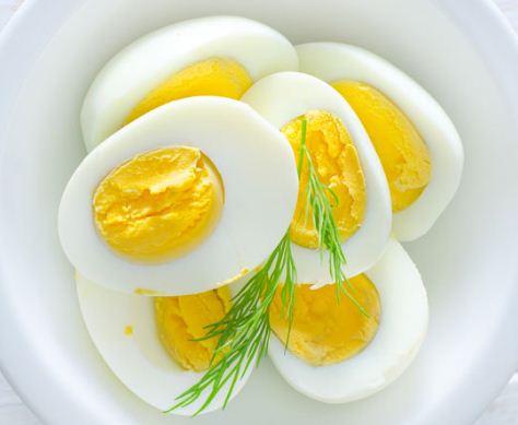 manfaat telur rebus untuk asam lambung