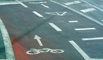 Carril bici y bicicletas eléctricas
