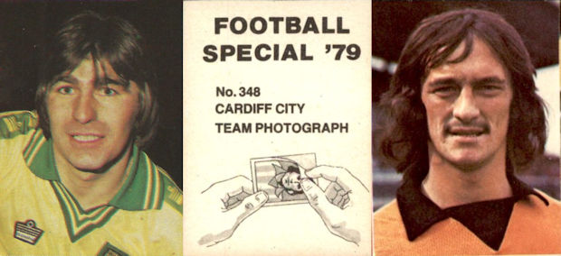 BURNLEY AVA AMERICANA-FOOTBALL SPECIAL 79-#339 TEAM GROUP
