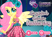 MLPEG Legend Of Everfree Fluttershy juego