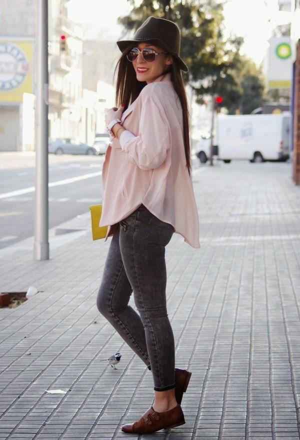 3d5e89fc Hermosos zapatos bajos de mujer para vestir   Zapatos de moda 2015 ...