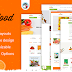 Beautifully Design 6in1 Organic Food Store Theme