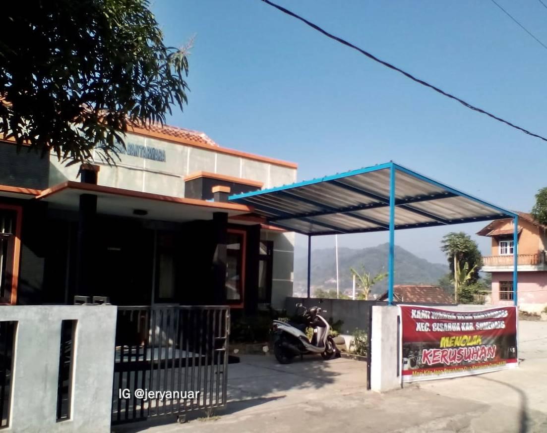Kantor Desa Bantarmara, Kab. Sumedang