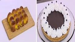 برنامج  زي السكر 3-4-2018 طريقة عمل تارت جناش الشوكولاتة - خبز الفواكه المجففة مع نرمين هنو
